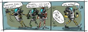 Republic Commando. by Ayej