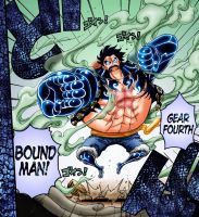 One Piece 784: Gear Fourth by Charly-Z