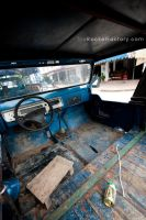 The jeep with no seat by frankrizzo