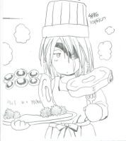 Senri loves to cook by GaarasGirl86