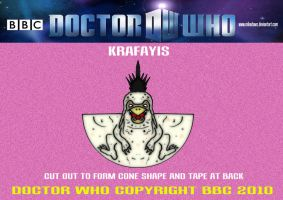 Doctor Who - Krafayis by mikedaws