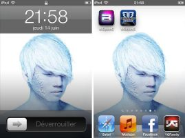 wallpaper for iPod DAE SUNG [BIGBANG] by Suki-Poulpe