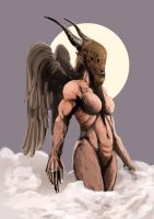 baphomet by unded