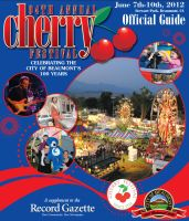 2012 Cherry Festival Cover by Joe5art