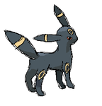 Umbreon by TheFoxDude