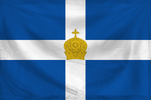 State Flag of the Hellenic Empire by Thasiloron