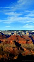 South Rim Grand Canyon 3 by eivaj
