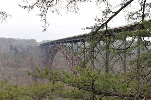 New River Gorge by queenbeltloop