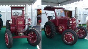 vintage tractor III by two-ladies-stocks