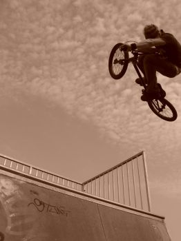 Big AiR of Nico by ximous