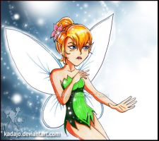 Tink is a Bad Girl by Kadajo