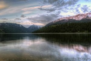 Wallowa Lake by adamsimsphotography