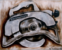 circular saw by TOMMERVIK