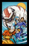 AVATAR: The Last Airbender by TaylorGarrity