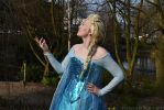 Elsa - I'm alone, but I'm alone and free! by Frederica-La-Noir