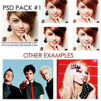 PSD pack 1 by ChantiiGG