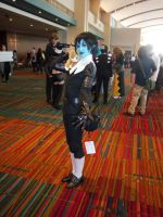 CTcon '12 - Klarion the Witch Boy by TEi-Has-Pants