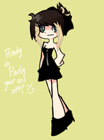 Ready to Party? by PewtridNymph