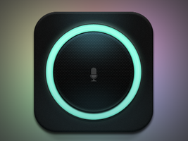 Audio Recorder by Icondesire