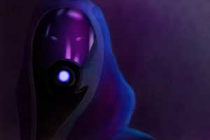 Tali'Zorah by iiimaginary