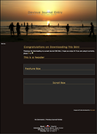 Sunset CSS by mc-cool