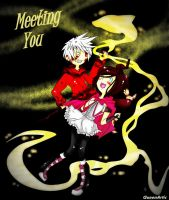 ROTG Rp :- Meeting you by QueenArtic