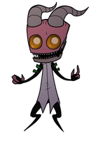 CP-Rusty Chibi by RoboticMasterMind