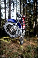 Dirt Bike by AngryManPhotography