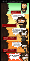 #20 - Your argument is invalid by Cifix
