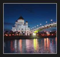 Moscow.. by Koptelov
