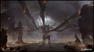The path to paradise - Dante's Inferno by john03016