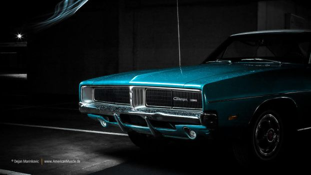 69 Charger by AmericanMuscle
