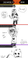 ZACHARIE'S OFF MEME by SakuraYagami