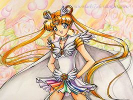 sailor moon cosmos by SnowLady7