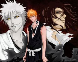 BLEACH - The Blade is Me by CuBur