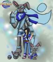 Digimon Elements - Team Ice by Bethessa