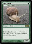EPIC SNAIL by krysher