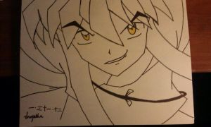 Inuyasha by AnimeGamerNerd4Life
