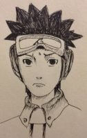 Obito by FanOfSherlock