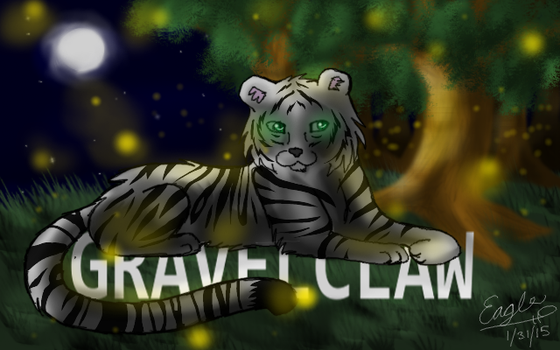 ~Gravelclaw~ by EaglestarClan
