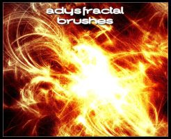 Ady's Fractal Brushes by Ady333