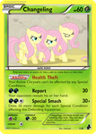 Changeling (Grass) by dmon2