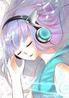 Listen to the Music by kurozatodaiya