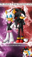 Shadow and Rouge ID by Sting-Chameleon