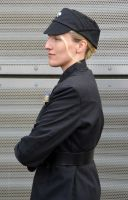 Imperial Officer Cosplay (7) by masimage