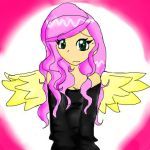 I'm....Fluttershy.... by SuperBouncyBall33