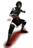Assassin Korra -full- by AzureAlnare
