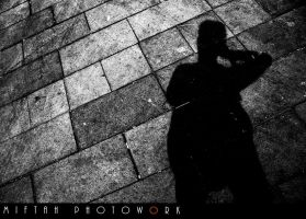It's me or not. My Shadow by gonnaday