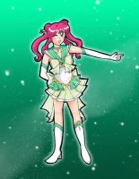 FB Comm. Sailor Neo Crystal Moon by Magical-Mama