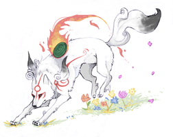 Mother Amaterasu by BBH